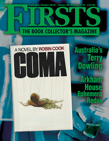 Firsts - The Book Collector's Magazine