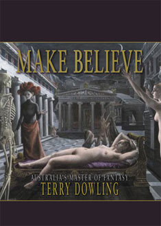 Terry Dowling Book Cover Gallery